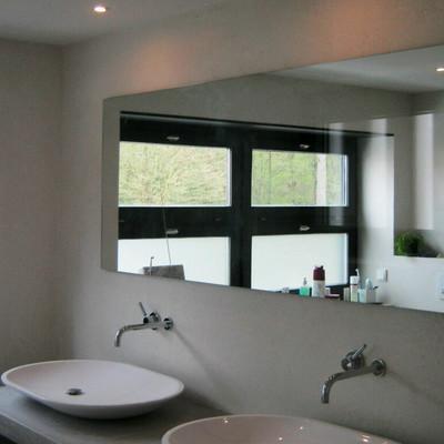 Glas henrich home for Spiegel praktikum